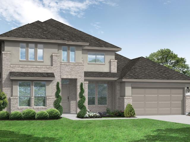 4 Bed, 3 Bath New Home Plan In Conroe, Tx