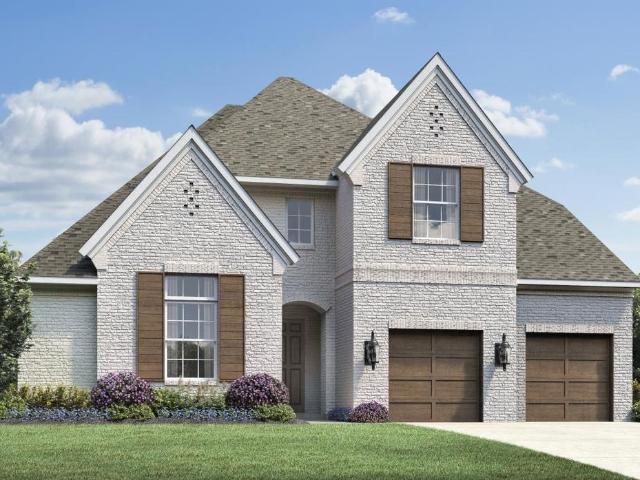 4 Bed, 3 Bath New Home Plan In Copper Canyon, Tx