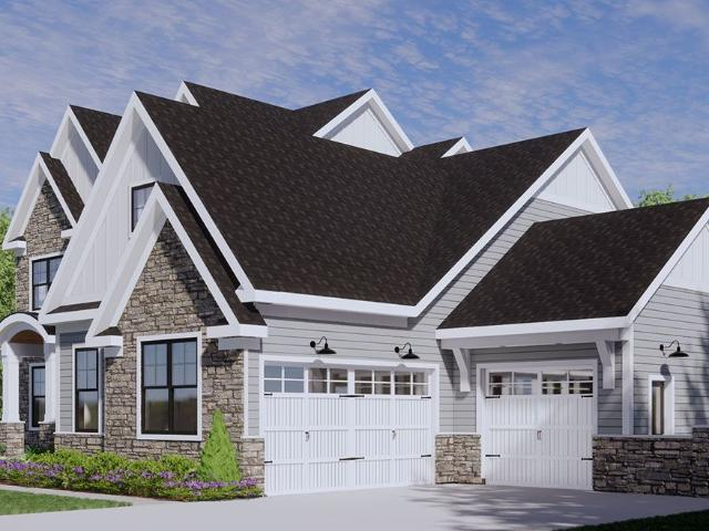 4 Bed, 3 Bath New Home Plan In Cranberry Township, Pa