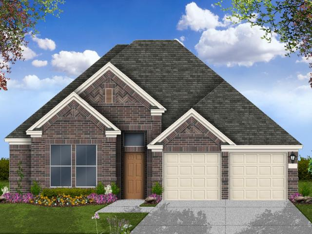 4 Bed, 3 Bath New Home Plan In Cypress, Tx