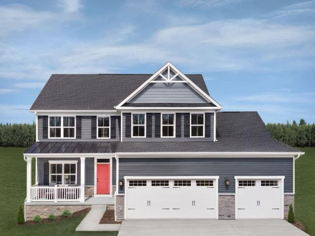4 Bed, 3 Bath New Home Plan In Dayton, Oh