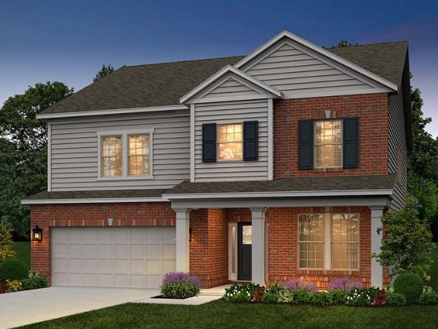 4 Bed, 3 Bath New Home Plan In Duluth, Ga