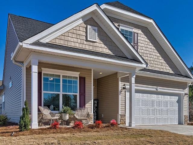 4 Bed, 3 Bath New Home Plan In Duncan, Sc