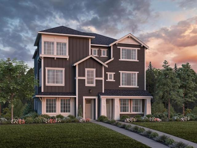 4 Bed, 3 Bath New Home Plan In Duvall, Wa