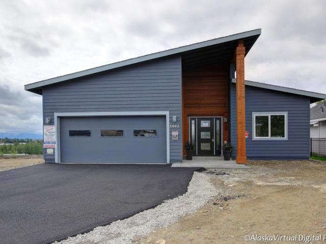 4 Bed, 3 Bath New Home Plan In Eagle River, Ak