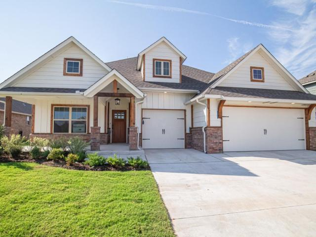 4 Bed, 3 Bath New Home Plan In Edmond, Ok