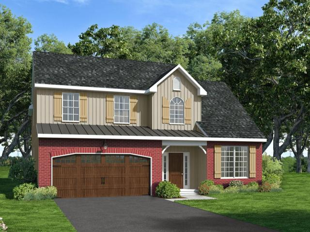 4 Bed, 3 Bath New Home Plan In Emmaus, Pa
