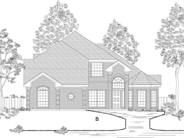 4 Bed, 3 Bath New Home Plan In Forney, Tx