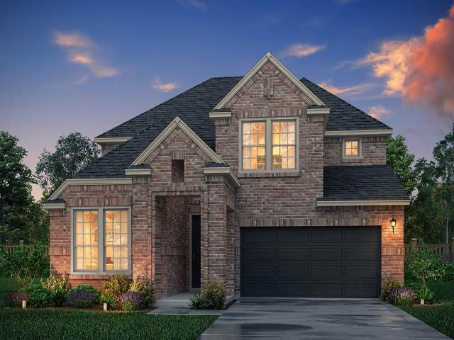 4 Bed, 3 Bath New Home Plan In Frisco, Tx