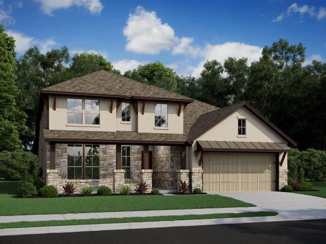 4 Bed, 3 Bath New Home Plan In Fulshear, Tx