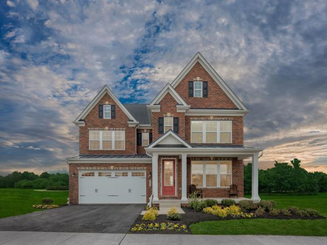 4 Bed, 3 Bath New Home Plan In Fulton, Md