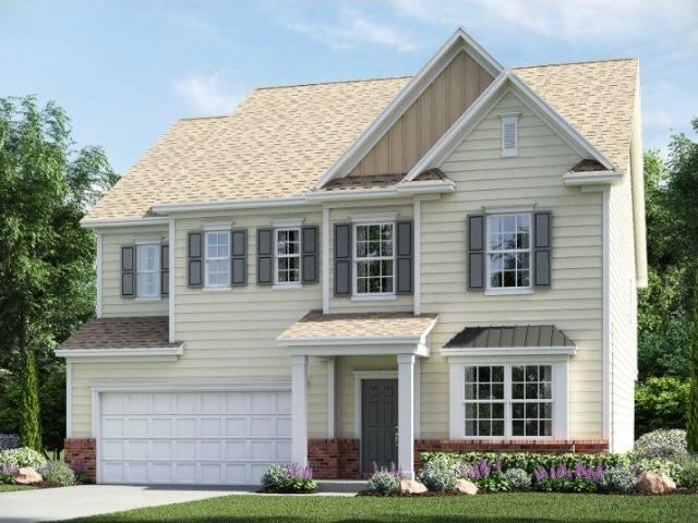 4 Bed, 3 Bath New Home Plan In Gastonia, Nc