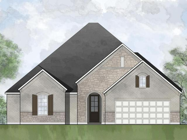 4 Bed, 3 Bath New Home Plan In Georgetown, Tx