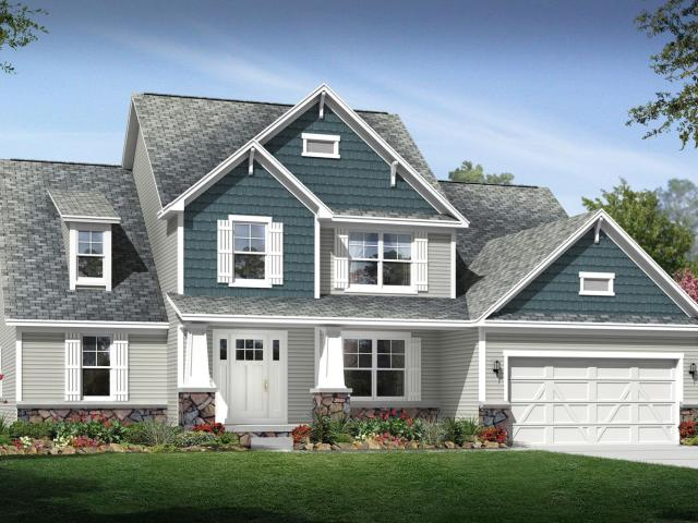 4 Bed, 3 Bath New Home Plan In Greensburg, Pa