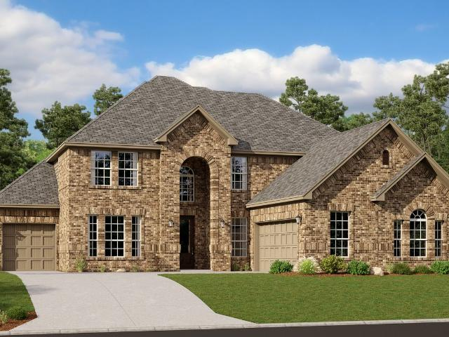4 Bed, 3 Bath New Home Plan In Haslet, Tx