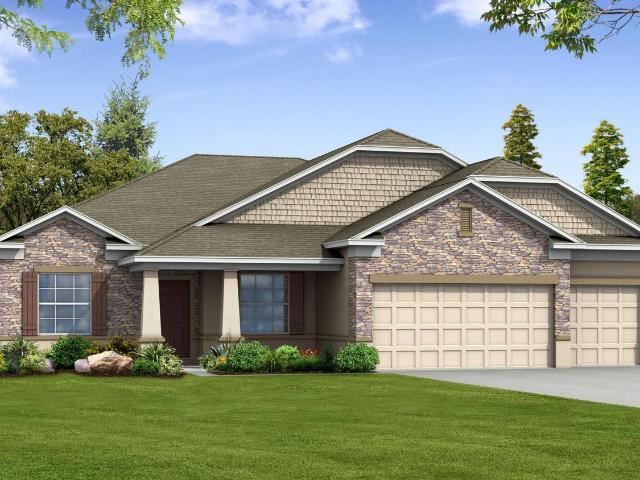 4 Bed, 3 Bath New Home Plan In Hastings, Fl