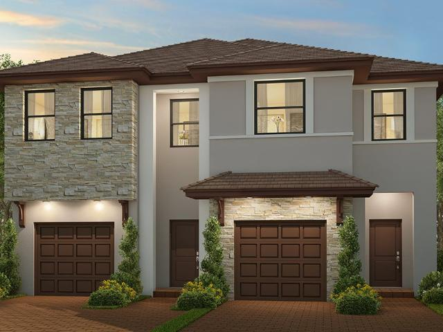 4 Bed, 3 Bath New Home Plan In Homestead, Fl