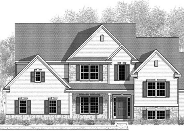 4 Bed, 3 Bath New Home Plan In Hummelstown, Pa