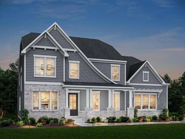 4 Bed, 3 Bath New Home Plan In Indianapolis, In