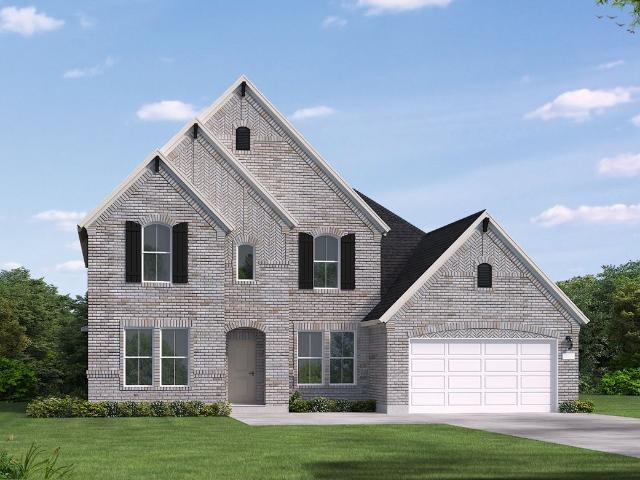 4 Bed, 3 Bath New Home Plan In Iowa Colony, Tx