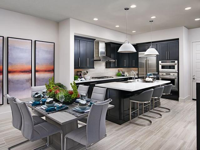 4 Bed, 3 Bath New Home Plan In Irvine, Ca
