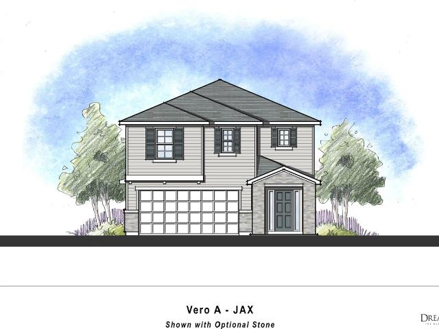 4 Bed, 3 Bath New Home Plan In Jacksonville, Fl