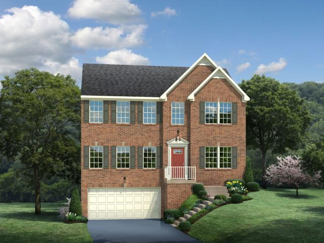 4 Bed, 3 Bath New Home Plan In Jeannette, Pa