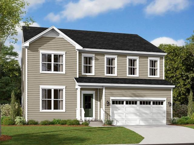 5 Bed, 3 Bath New Home Plan In Jessup, Md