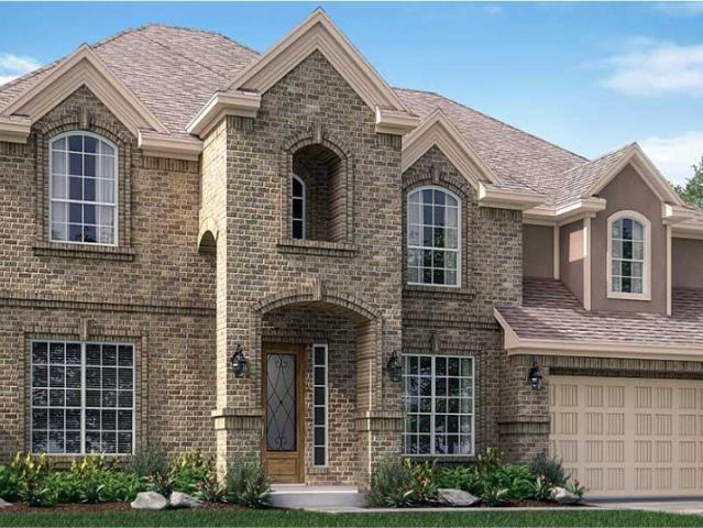 4 Bed, 3 Bath New Home Plan In Katy, Tx