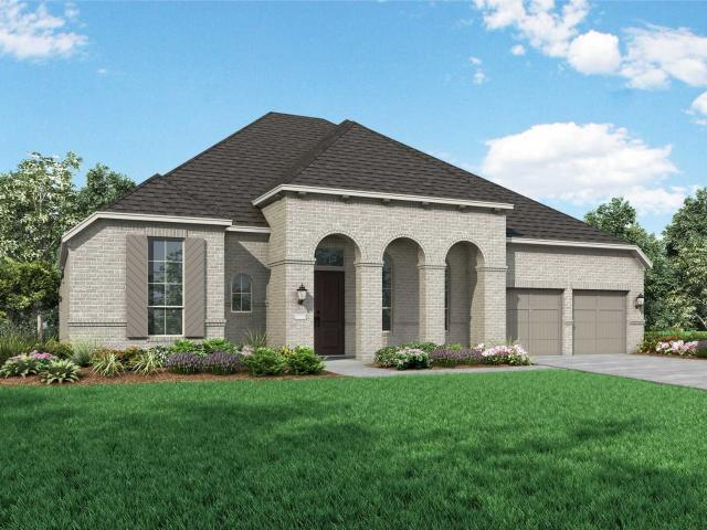 4 Bed, 3 Bath New Home Plan In Kyle, Tx