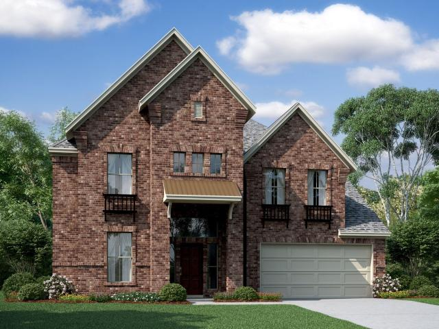 4 Bed, 3 Bath New Home Plan In League City, Tx