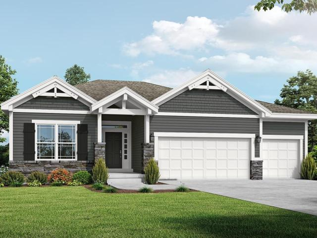4 Bed, 3 Bath New Home Plan In Lees Summit, Mo