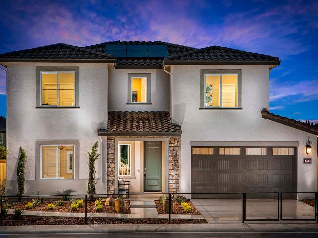 4 Bed, 3 Bath New Home Plan In Lincoln, Ca
