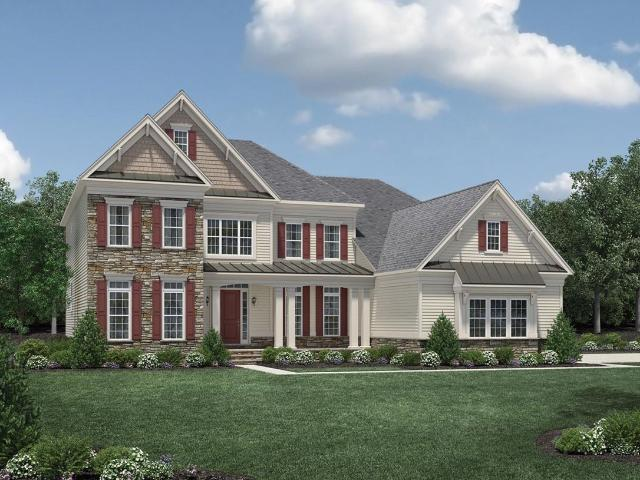 4 Bed, 3 Bath New Home Plan In Lincroft, Nj