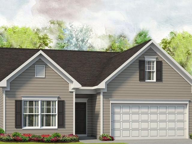 4 Bed, 3 Bath New Home Plan In Mableton, Ga