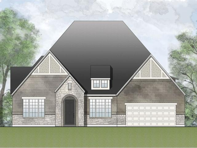 4 Bed, 3 Bath New Home Plan In Mansfield, Tx