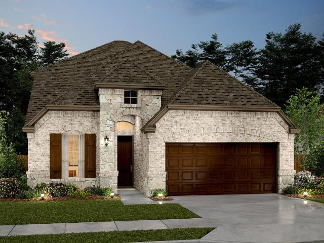 4 Bed, 3 Bath New Home Plan In Melissa, Tx