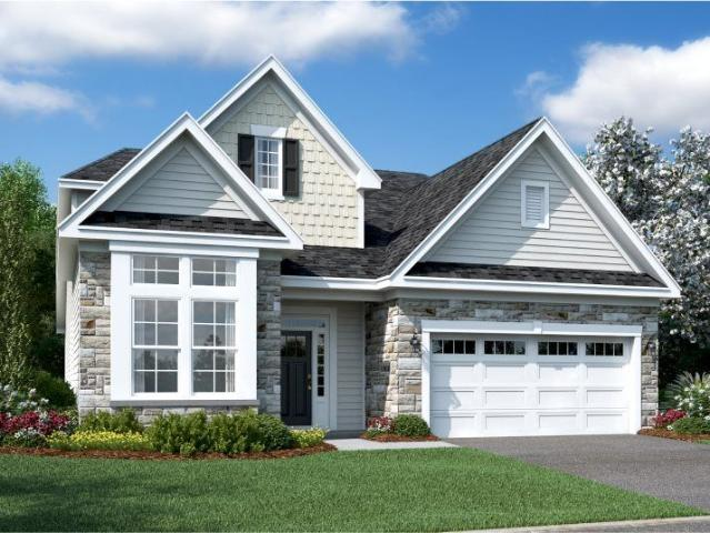 4 Bed, 3 Bath New Home Plan In Monroe Township, Nj