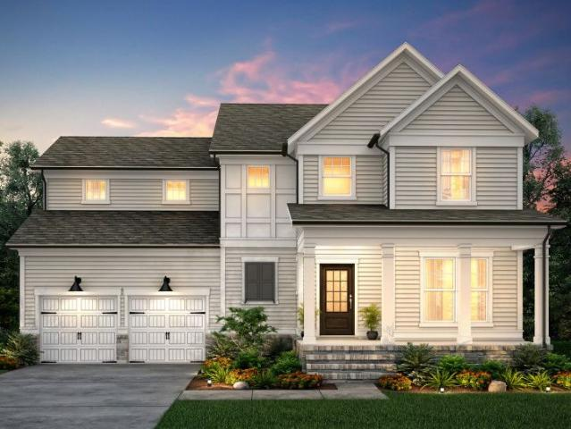 4 Bed, 3 Bath New Home Plan In New Hill, Nc