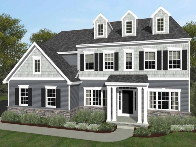 4 Bed, 3 Bath New Home Plan In North East, Md
