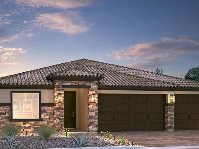 4 Bed, 3 Bath New Home Plan In North Las Vegas, Nv