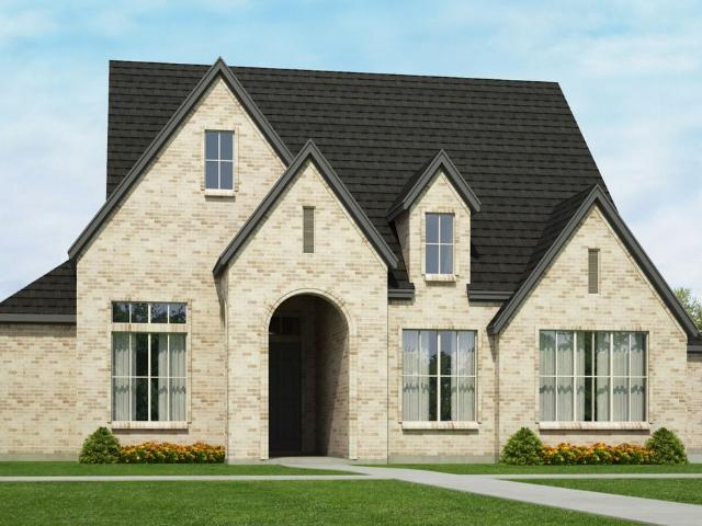 4 Bed, 3 Bath New Home Plan In North Richland Hills, Tx