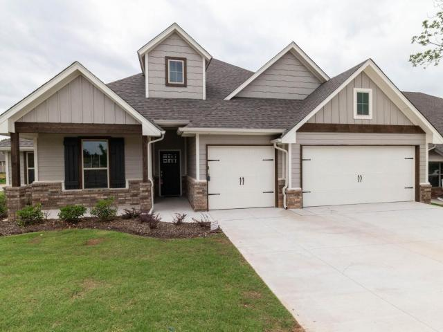 4 Bed, 3 Bath New Home Plan In Oklahoma City, Ok