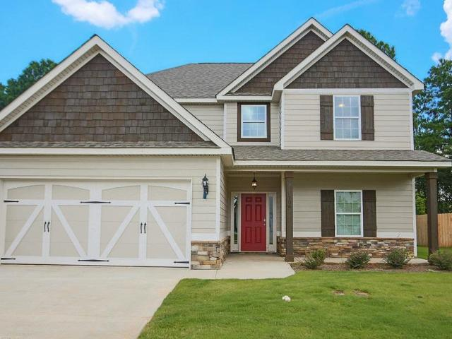 4 Bed, 3 Bath New Home Plan In Perry, Ga