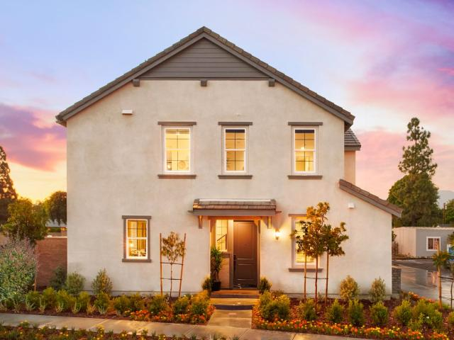 4 Bed, 3 Bath New Home Plan In Pomona, Ca