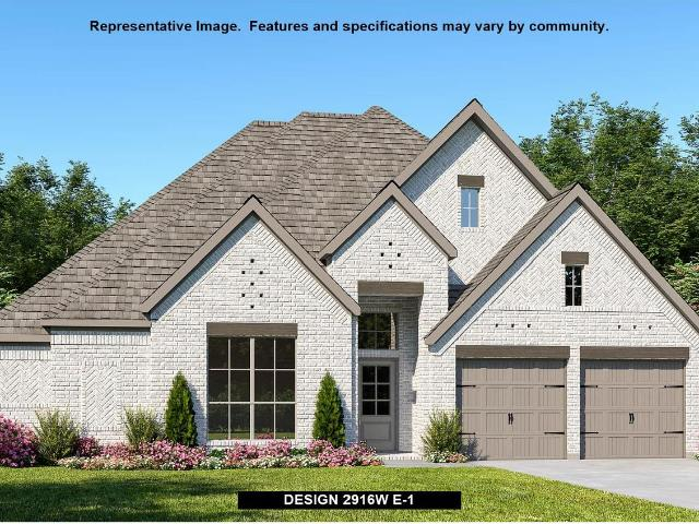 4 Bed, 3 Bath New Home Plan In Porter, Tx