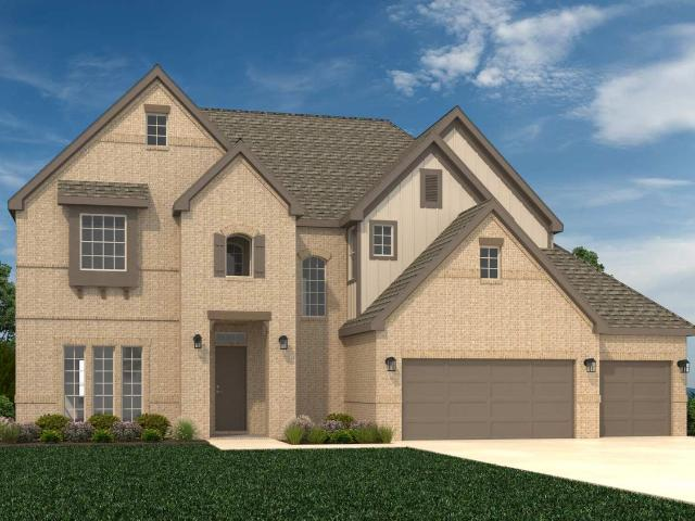 4 Bed, 3 Bath New Home Plan In Rogers, Ar