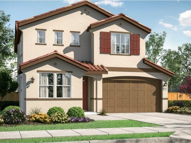 4 Bed, 3 Bath New Home Plan In Roseville, Ca