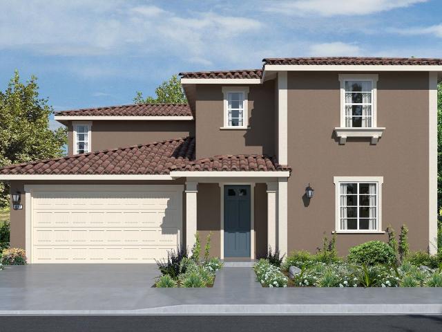 4 Bed, 3 Bath New Home Plan In Sacramento, Ca