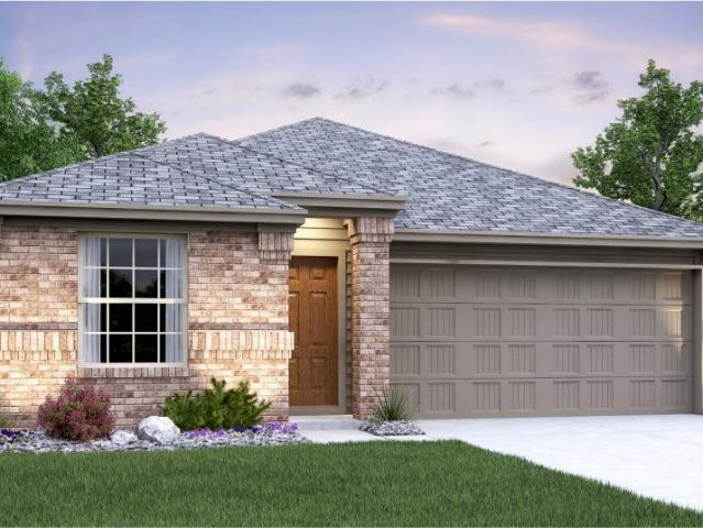 4 Bed, 3 Bath New Home Plan In San Marcos, Tx